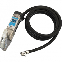 DAC4061 ACCURA4 TYRE INFLATOR 2.7M HOSE SINGLE CLIP ON
