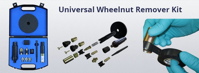 DY1000 LOCKING WHEEL NUT REMOVAL TOOL