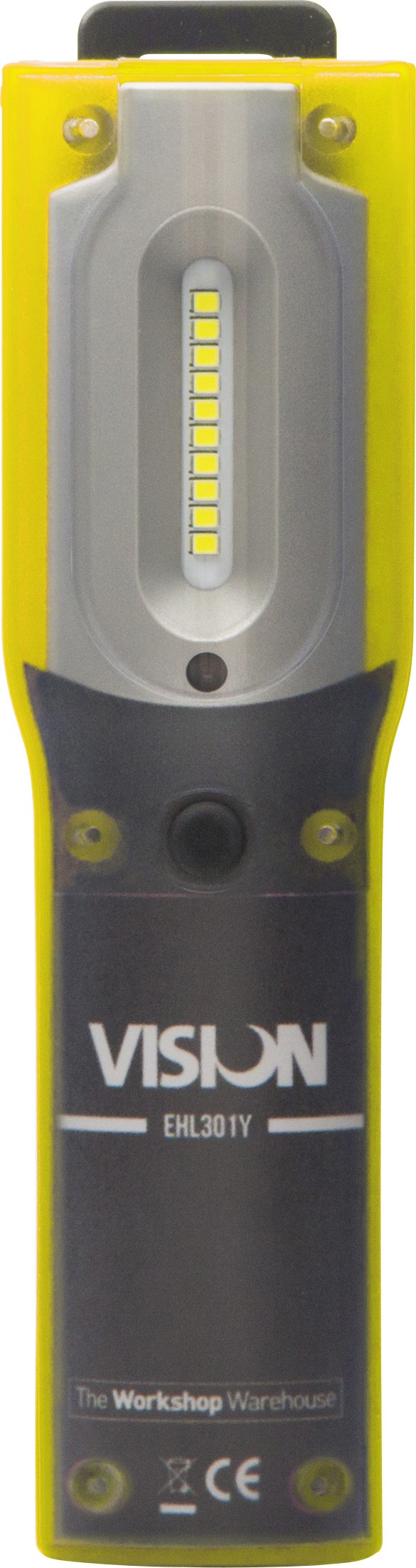 VISION COMPACT HAND LAMP UV TORCH 500 LUMENS