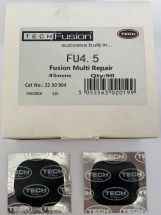 TECH FUSION 45MM X 45MM SQUARE ALL PURPOSE PATCH