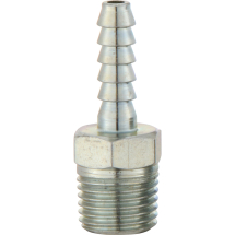 HOSE TAIL ADAPTOR MALE 1/4 4.75MM