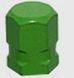 HIGH PRESSURE DUST CAP GREEN