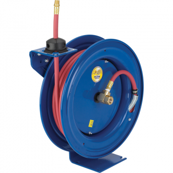 HRA6A01 SLOW RETRACTING HOSE REEL WITH NO HOSE