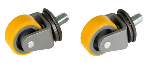 WINNTEC REAR CASTOR WHEELS FOR Y420250/Y420330 TROLLEY JACKS