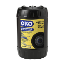 OKO TYRE SEALENT ON ROAD CAR 25 LITRES