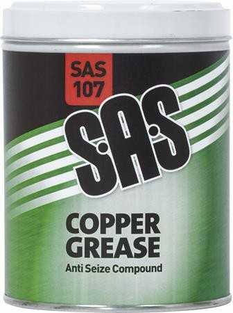 SAS107 COPPER GREASE 500G TIN