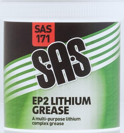 SAS171 EP2 LITHIUM GREASE 500G TIN