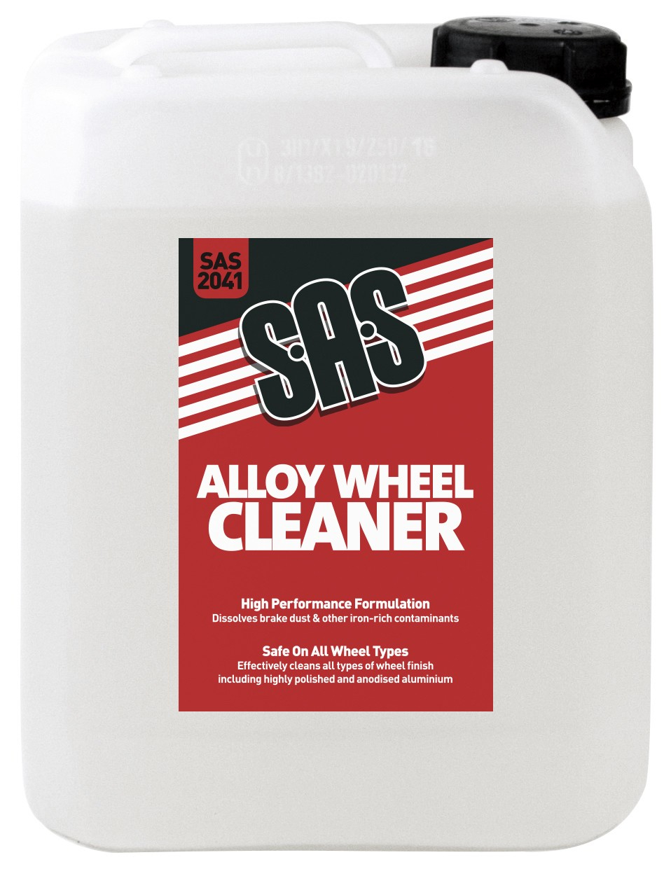 SAS2041 ALLOY WHEEL CLEANER 5 LITRES