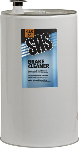 SAS61 BRAKE CLEANER 25 LITRES