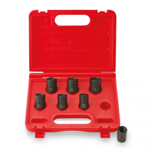 7 PIECE LUG NUT REMOVER SOCKET SET