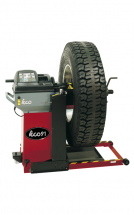 TECO 91 TRUCK WHEEL BALANCER WITH BUILT IN PNEUMATIC LIFT