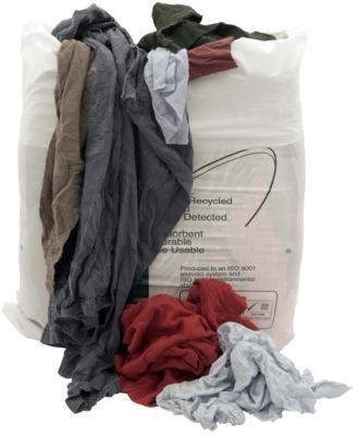 T-SHIRT WIPING CLOTHS 10KGS