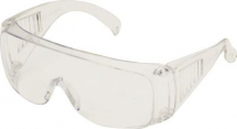 SAFETY SPECTACLES BS EN166/1/F