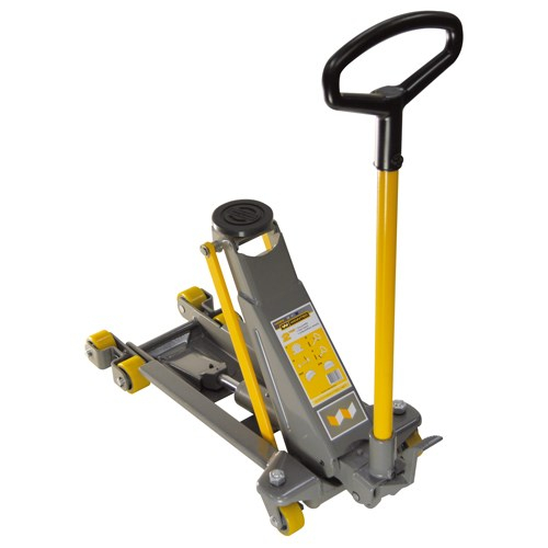 WINNTEC 2 TON LOW ENTRY TROLLEY JACK Y420215