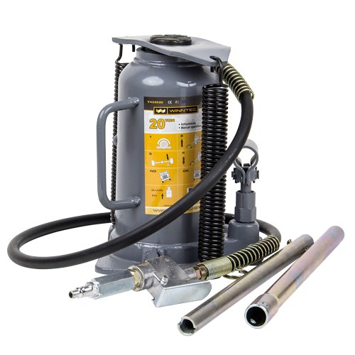 WINNTEC 20 TON AIR BOTTLE JACK Y432020